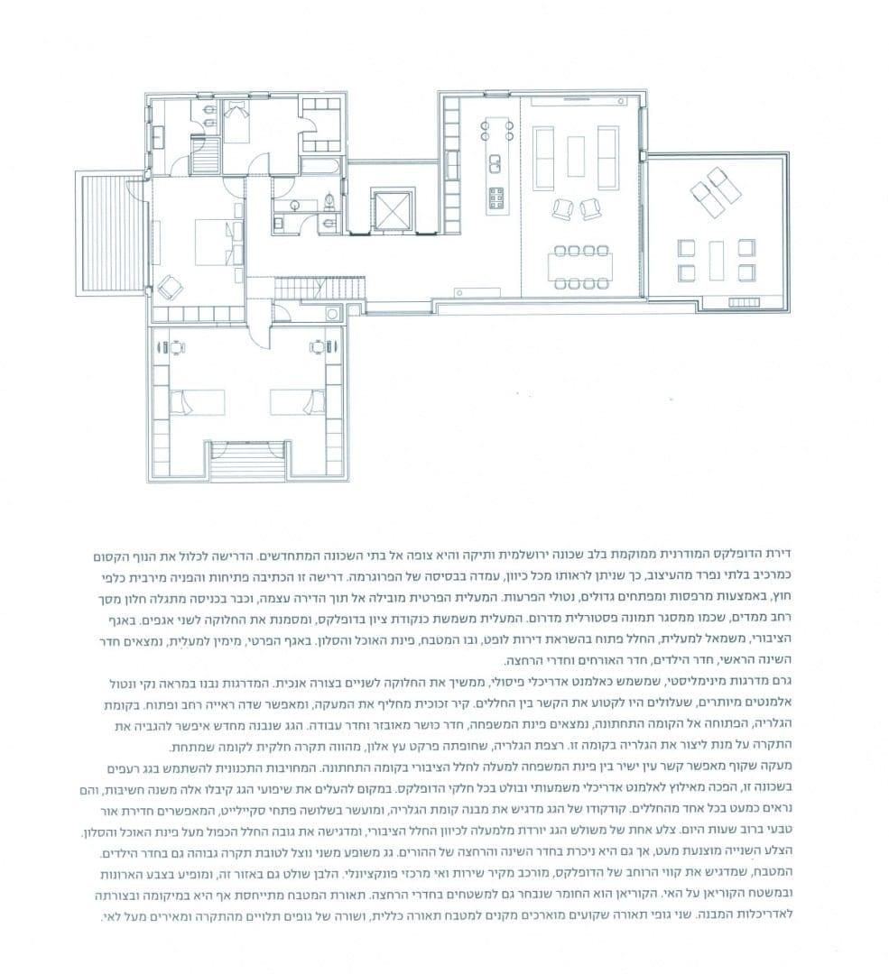 כתבה 20 בתים – אורלי רובינזון